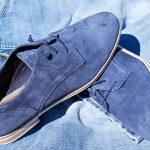 jak rozciągnąć zamszowe buty