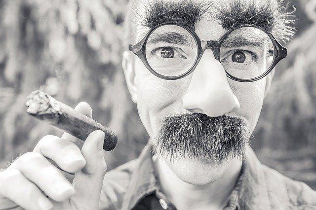 domowe sposoby na wąsik
